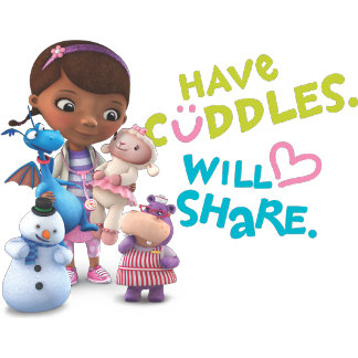 Have Cuddles Will Share