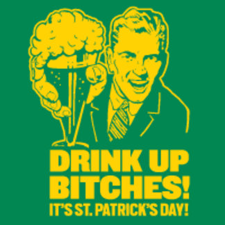 Drink Up St Patty's