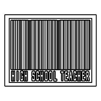 Barcode High School Teacher