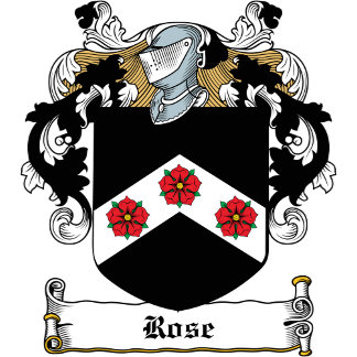 Rose Coat of Arms
