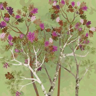 Woodsy Trees
