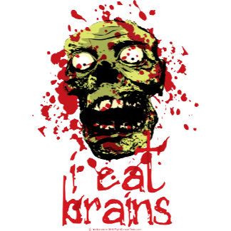 Zombie I Eat Brains 2