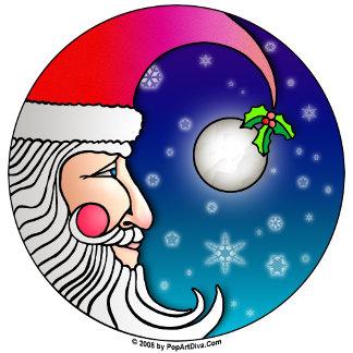 Santa Moon