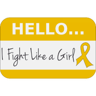 Appendix Cancer I Fight Like A Girl