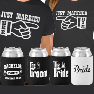Wedding Shirts and Gifts