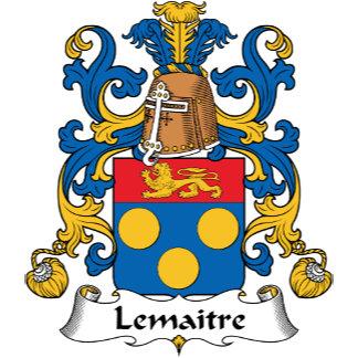 Lemaitre Family Crest