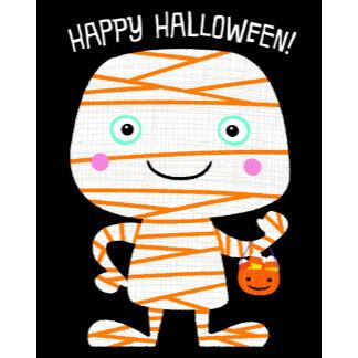 Halloween Cute Mummy