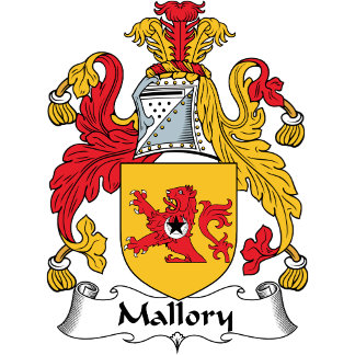 Mallory Coat of Arms