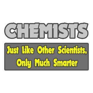 Chemists...Smarter