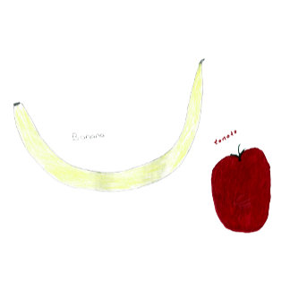 Banana & Tomato