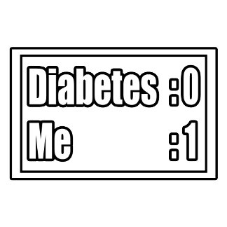 Diabetes Scoreboard