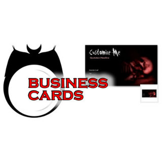 Cards - Business