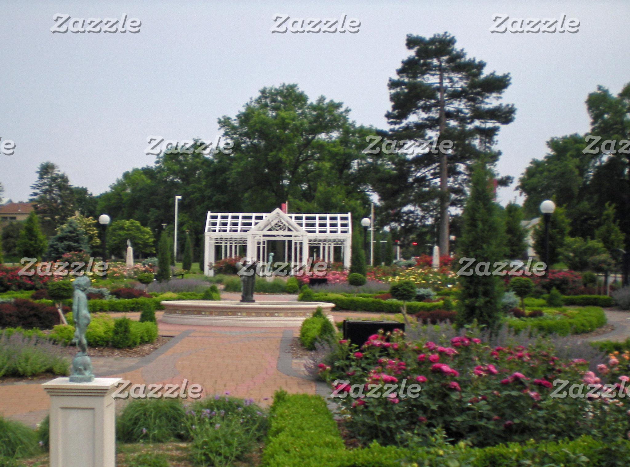 Rose Garden Landscapes