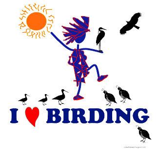 I Love Birding