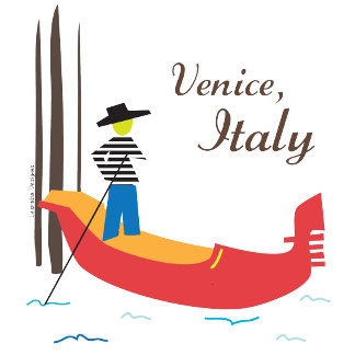 Venice Italy T-shirts, Gifts, Products