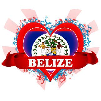 Vintage I Love Belize