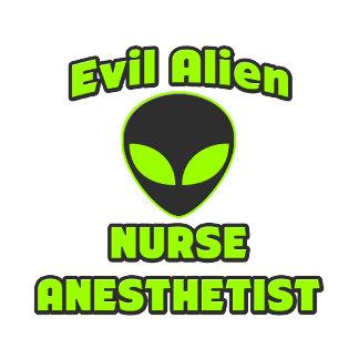 Evil Alien Nurse Anesthetist