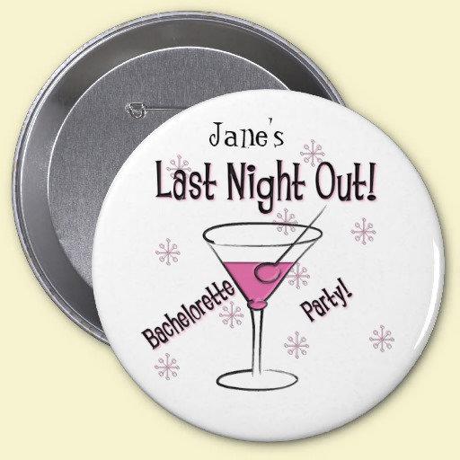 Last Night Out Bachelorette