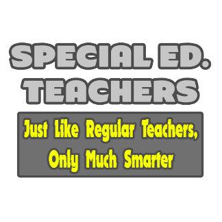 Special Ed. Teachers...Smarter