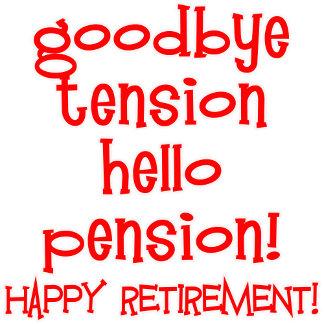 Happy Retirement Tshirts