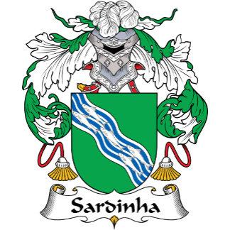Sardinha Family Crest