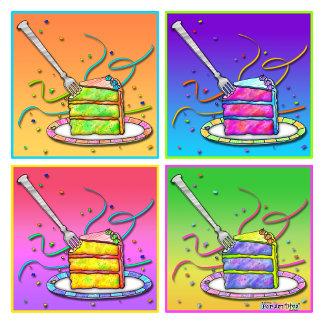 x. CAKE POP ART