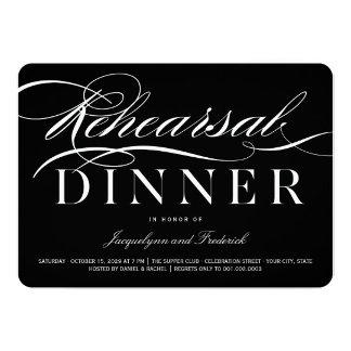 :: REHEARSAL DINNER