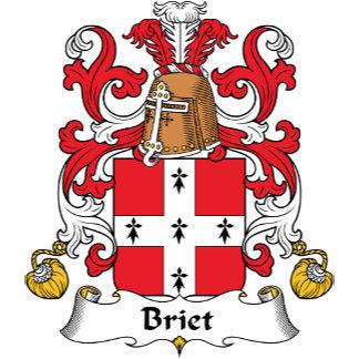 Briet Family Crest