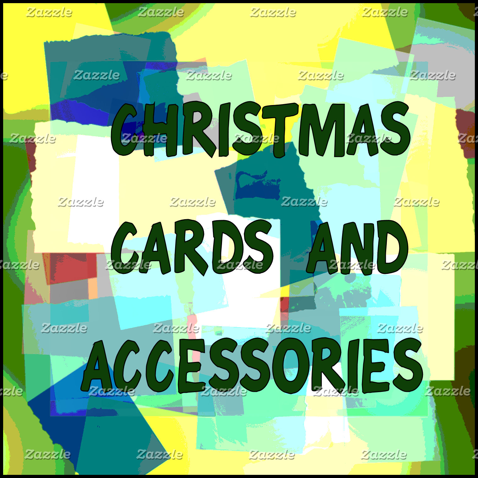 CHRISTMAS CARDS AND ACCESSORIES