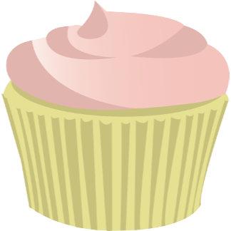 Cupcake, Yellow Cake