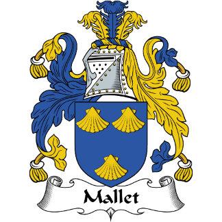Mallet Family Crest