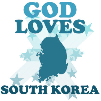 God Loves South Korea