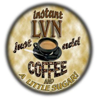 INSTANT LVN - ADD COFFEE