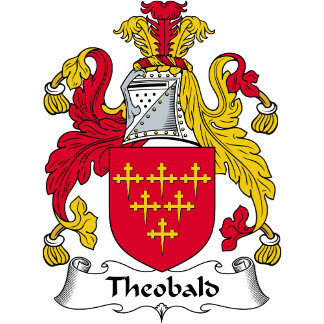 Theobald Family Crest