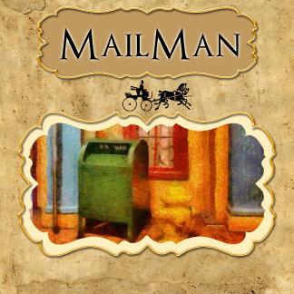 - Job - Mailman