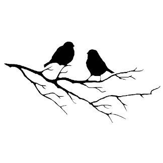 Two Bird Silhouette