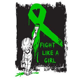 Graffiti FIGHT Like a Girl Cerebral Palsy