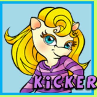 KICKER---Horse