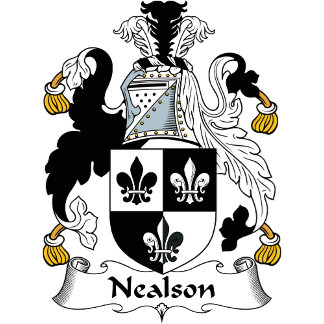 Nealson Coat of Arms