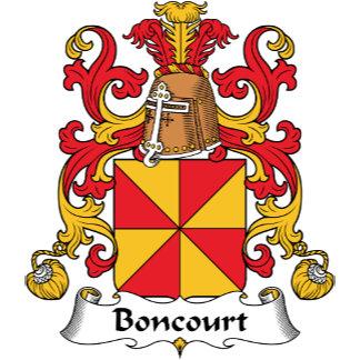 Boncourt Family Crest