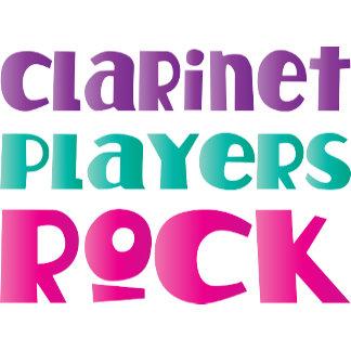 Clarinet Players Rock Tees