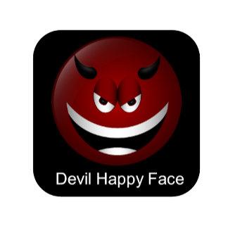 Devil Happy Face