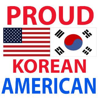Proud Korean American