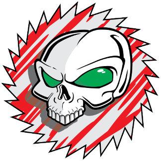 Razor Saw Skull