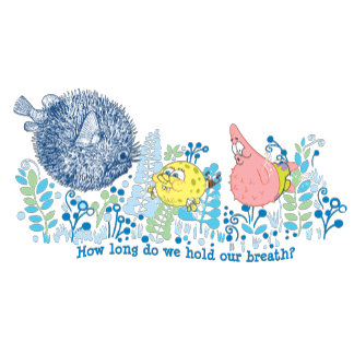 SpongeBob -  How Long Do We Hold Our Breath?
