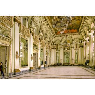 Museo de La Revolucion, Museum of the