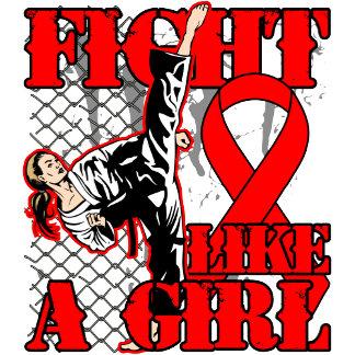 Blood Cancer Fight Like A Girl Kick