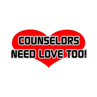 Counselors Need Love Too