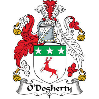 O'Dogherty Coat of Arms