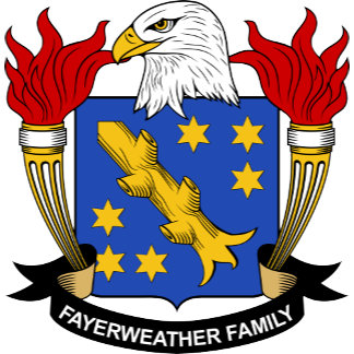 Fayerweather Coat of Arms
